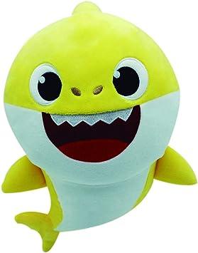 Oferta amazon: Baby Shark - Peluche Musical Baby Shark (Bandai SS92510)