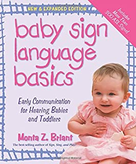 Image result for baby sign language briant book cover
