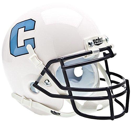 Schutt The Citadel Bulldogs Mini XP Authentic Helmet - NCAA Licensed - The Citadel Bulldogs (Schutt Ncaa Genuine Football Helmet)