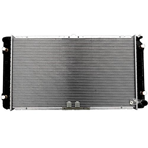 Chevrolet Caprice Base (ECCPP New Aluminum Radiator 1517 fits for 1994-1996 Buick Commercial Chassis Base 1994-1996 Chevrolet Caprice Classic)