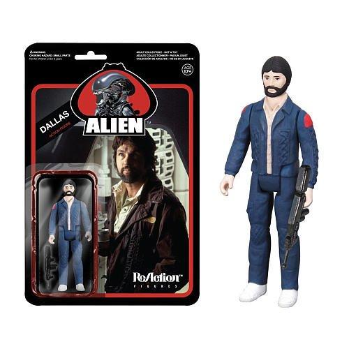 Alien ReAction Figure Dallas