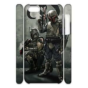 C-EUR Diy 3D Case Star Wars Soldier for iPhone 5C