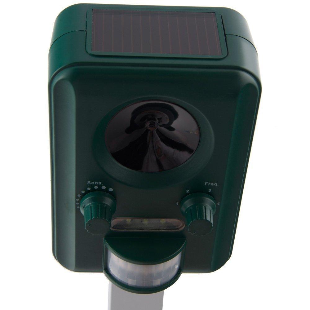 Amazon.com: Signstek – Impermeable ultrasónico Ahuyentador ...