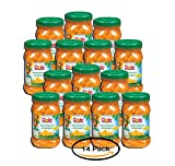 PACK OF 14 - Dole Mandarin Oranges in 100% Fruit Juice 23.5 oz. Jar