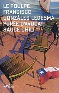 Purée d'avocat sauce chili par Francisco González Ledesma