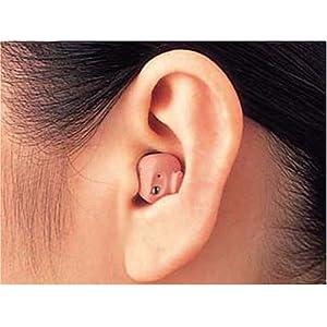 オムロン 耳あな型補聴器 イヤメイト AK-04