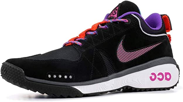 Nike Mens ACG Dog Mountain Black/Blue-Grey: Amazon.es: Zapatos y complementos
