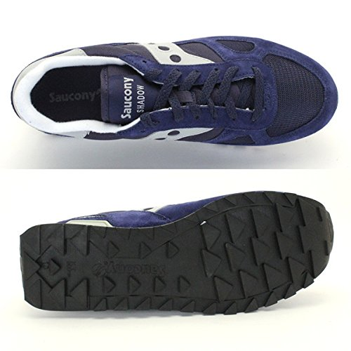 Saucony Shadow Original - Zapatillas de Running para Asfalto Unisex adulto Azul