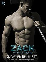 Zack: A Cold Fury Hockey Novel (Carolina Cold Fury Hockey Book 3)