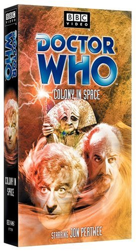Doctor Who - Colony in Space [VHS]