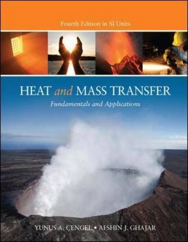 heat and mass transfer si - 5