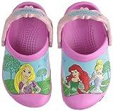 crocs Girls' CC Magical Day Princess Clog