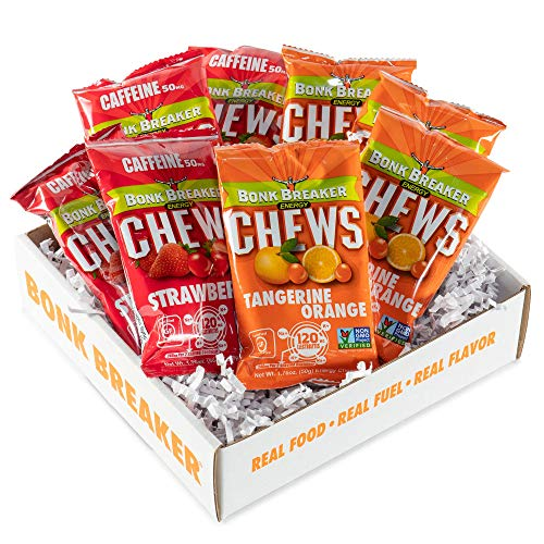 Most bought Energy Chews & Gels