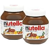 Nutella 能多益 榛果可可酱350g*2(波兰进口)(亚马逊自营商品, 由供应商配送)