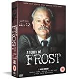 A Touch of Frost - Series 11-12 [Import anglais]