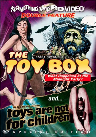 Toy Box Toys Are Children product image