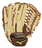 "Mizuno GCP81S3 Classic Pro Soft Outfield Baseball Gloves, 12.75"", Right Hand Throw"
