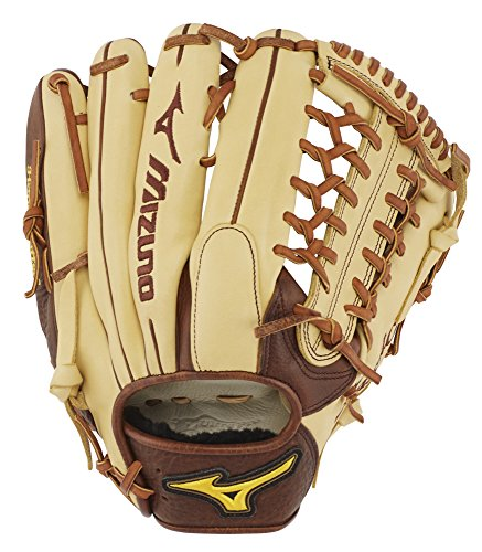 Mizuno GCP81S3 Classic Pro Soft Outfield Baseball Gloves, 12.75