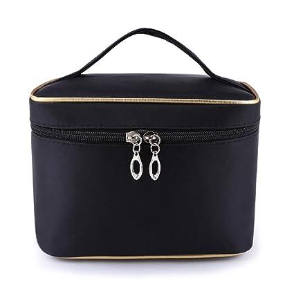 GYGQZ Bolsa de cosmeticos Bolso cosmético portátil para ...