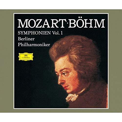 SACD : BOHM,KARL - Mozart: Symphonies Vol 1 (Limited Edition, Super-High Material CD, Direct Stream Digital, Japan - Import)