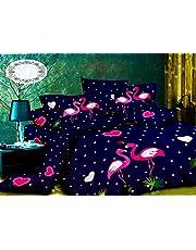 Turkish Cotton 290X270cm 5 Piece Bed Sheet Set