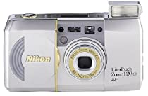 Nikon Lite Touch 120 ED/QD Zoom Date 35mm Camera