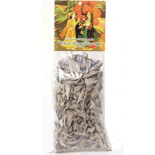 White Sage Smudge Loose Leaves - 2.7oz bag
