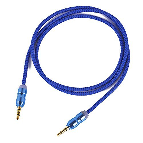 Asamoom 3.5mm Aux Cable Male to Male Stereo Audio Cable