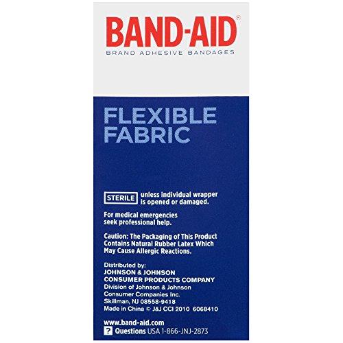Band-aid Bandages, Assorted - Ea, 3
