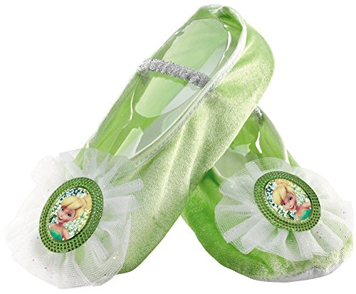 Tinker Bell Ballet Slippers,One Size Child(Discontinued by -