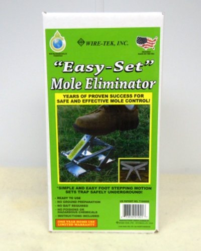 Easy Set Mole Eliminator Trap
