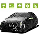 Sailnovo Car Cover Waterproof All Weather Sedan Cover for...