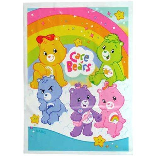 Care Bears Loot Bags 8ct (Care Bears Birthday)