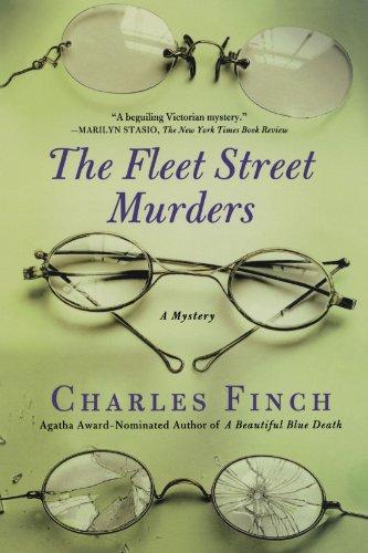 The Fleet Street Murders (Charles Lenox - In Lenox Atlanta