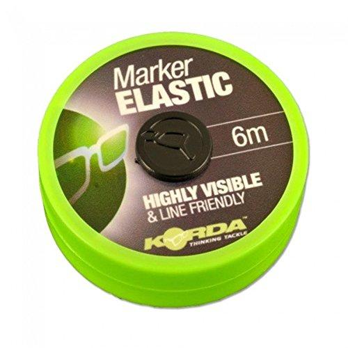 Korda Flio Marker Elastic 6 M hardware equipo pesca KME