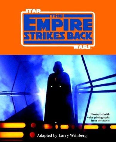 The Empire Strikes Back (Step-up Movie Adventures)