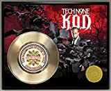 #1: Tech N9ne/Tech Nine Limited Edition Gold Record Poster Art Music Memorabilia Display Plaque