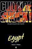 Culture Shock in Egypt, Susan Wilson, 1558684018