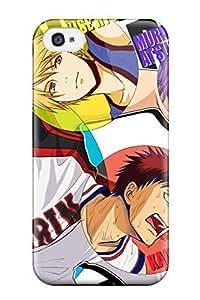 7397689K54789047 Case Cover Protector Specially Made For Iphone 4/4s Kuroko No Basuke