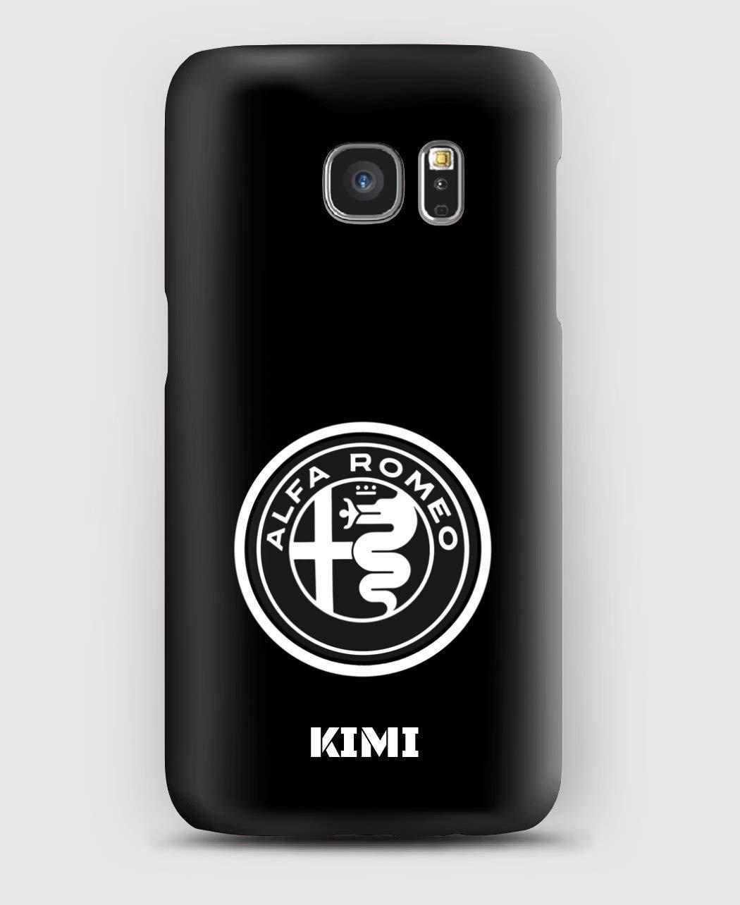 Kimi F1 Sauber Alfa Romeo, coque pour Samsung S5, S6, S7, S8, S9, A3, A5, A7,A8, J3, J5, Note 4, 5, 8,9,Grand prime,