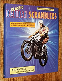 Classic British scramblers: All post-war two-stroke and ...