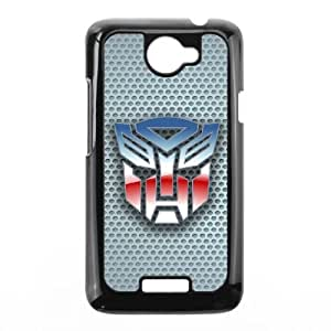 Protection Cover HTC One X Black Cell phone Case Zhnmy Transformers Durable Rubber Cases