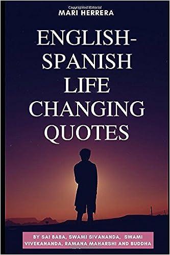 Amazon Com English Spanish Life Changing Quotes By Sai Baba Swami