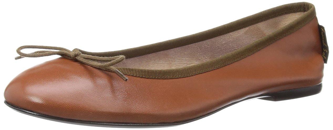 05a3b9c6051ac French Sole Womens Classic Tan Ballet Flats BAB05 7 UK, 40 EU:  Amazon.co.uk: Shoes & Bags