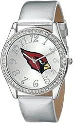 Game Time Women's NFL Glitz Watch