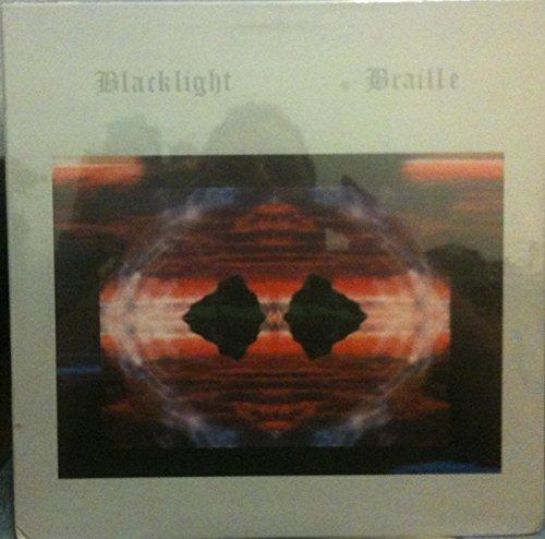 BLACKLIGHT BRAILLE AVALLON TOWERS vinyl record