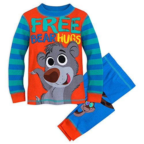 (Disney TaleSpin PJ PALS for Boys Size 6)