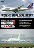 AirUtopia : The First A380 at FRANKFURT Airport Video DVD-(Airport, airliner, plane, airplane, aircraft FILM)NEW!