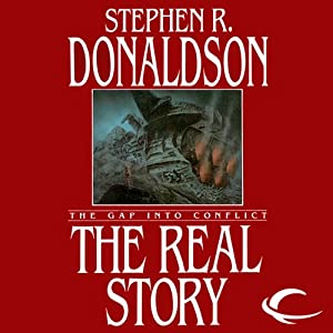 The Real Story: The Gap into Conflict Audiobook