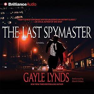 The Last Spymaster Audiobook